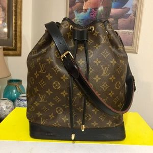 Louis Vuitton Monogram Noe GM Shoulder Bag 💼